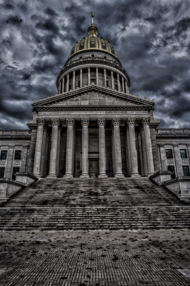 Capital Portrait HDR