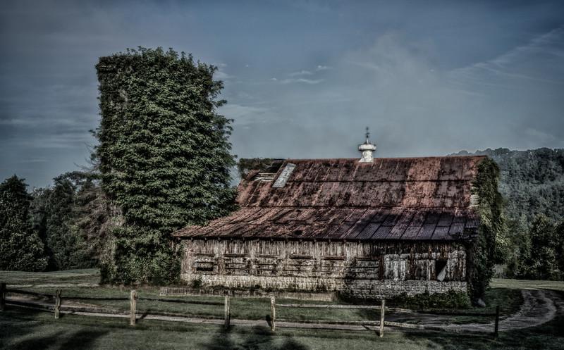 Old LeSage Barn