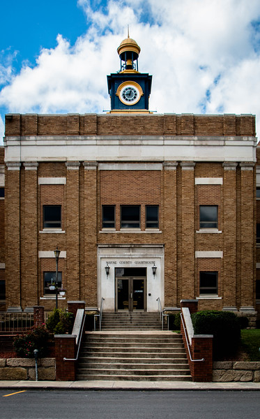 Wayne County Courthourse