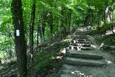 Appalachian Trail at Harpers Ferry