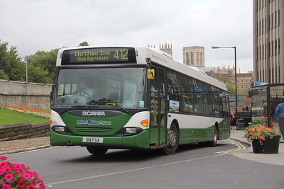Harrogate Coach Travel 5147UA Station Road York Sep 17