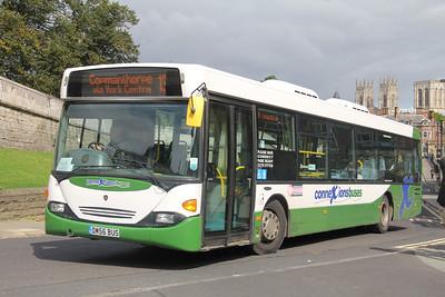 Harrogate Coach Travel DM56BUS Station Road York Sep 17