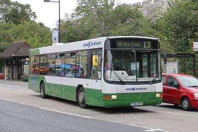 Harrogate Coach Travel T562BSS Station Rd York Sep 15