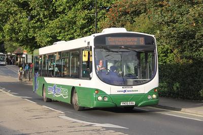 Harrogate Coach Travel YN05GXA Station Road York 2 Sep 17