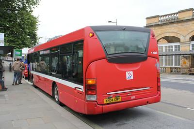 Harrogate Coach Travel YN04GMV Station Rd York 2 Sep 15