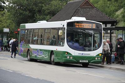 Harrogate Coach Travel YN05GXA Station Rd York Sep 15