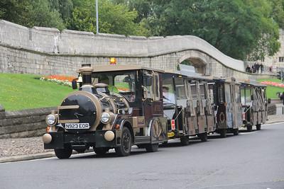National Railway Museum N923EOR Station Road York Sep 17