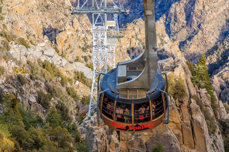 CA-Palm Springs Aerial Tramway