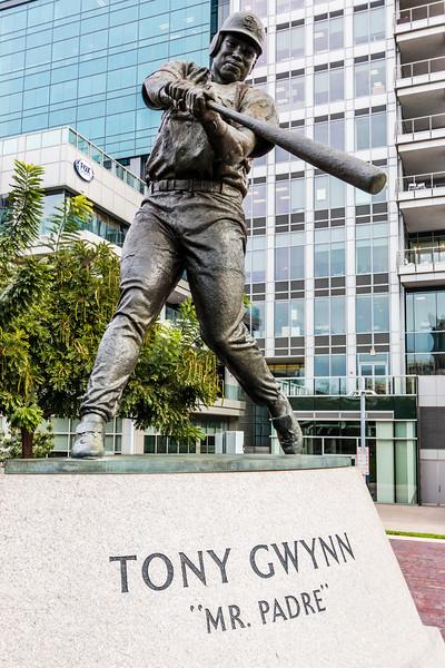 CA-SAN DIEGO-TONY GWYNN/PETCO FIELD