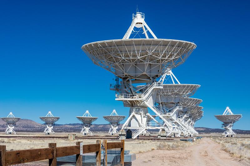 Karl G. Jansky Very Large Array (VLA)