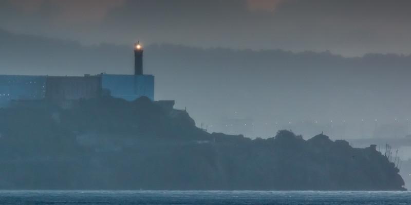 CA-Alcatraz Island Light