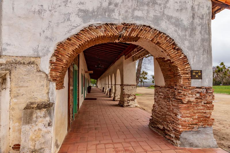 Mission San Juan Baustia