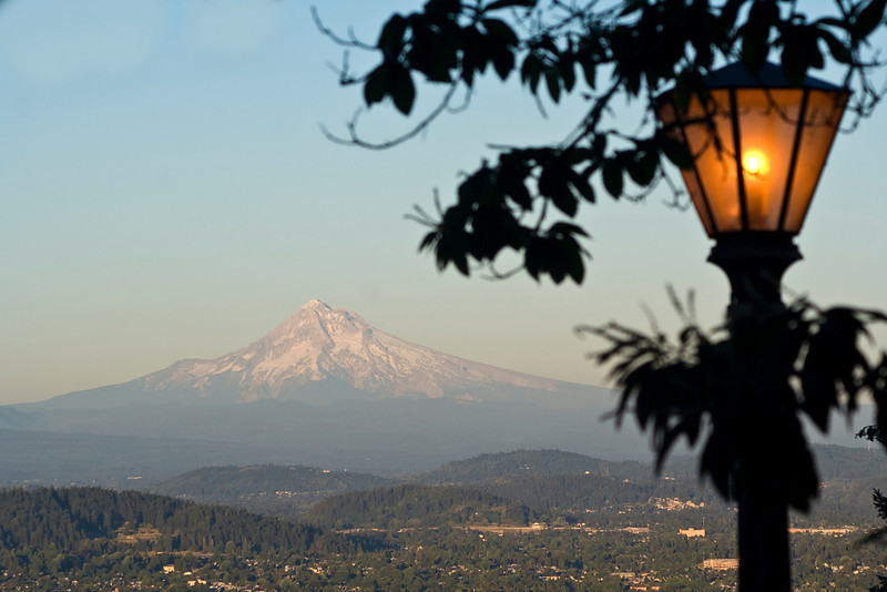 OR-MT HOOD FROM PORTLAND