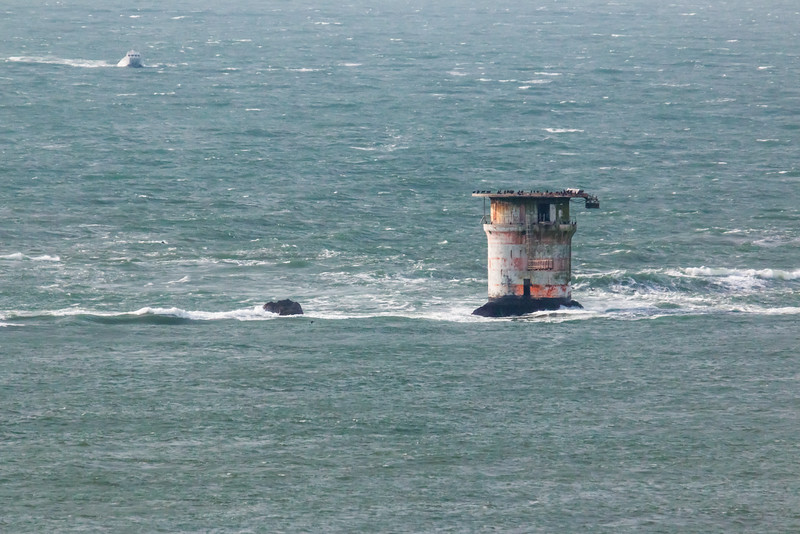 CA-Mile Rocks Lighthouse