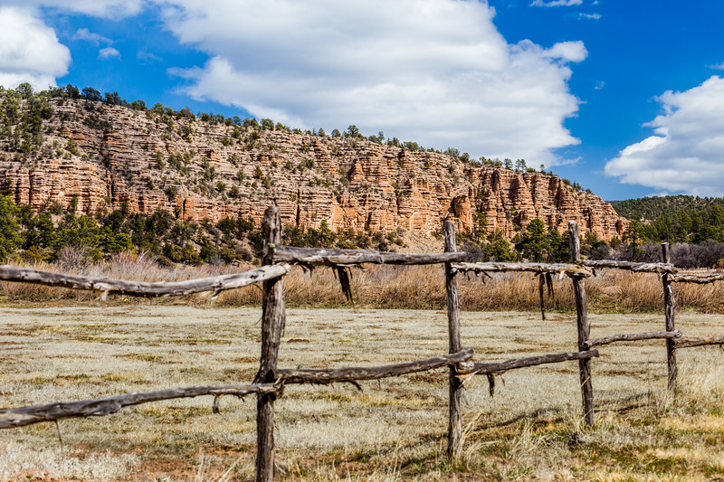 NM-ROUTE 35-Trail of the Mountain Spirits-Hill Canyon