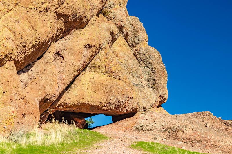 North side of Pinnacles National Park