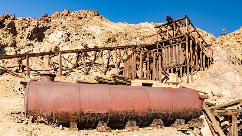 California-Death Valley National Park-Keane Wonder Mine