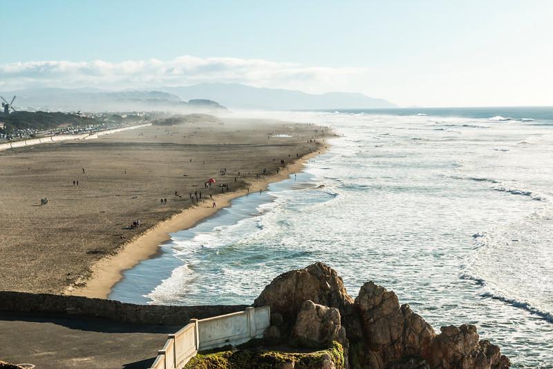 CA-SAN FRANCISCO-OCEAN BEACH