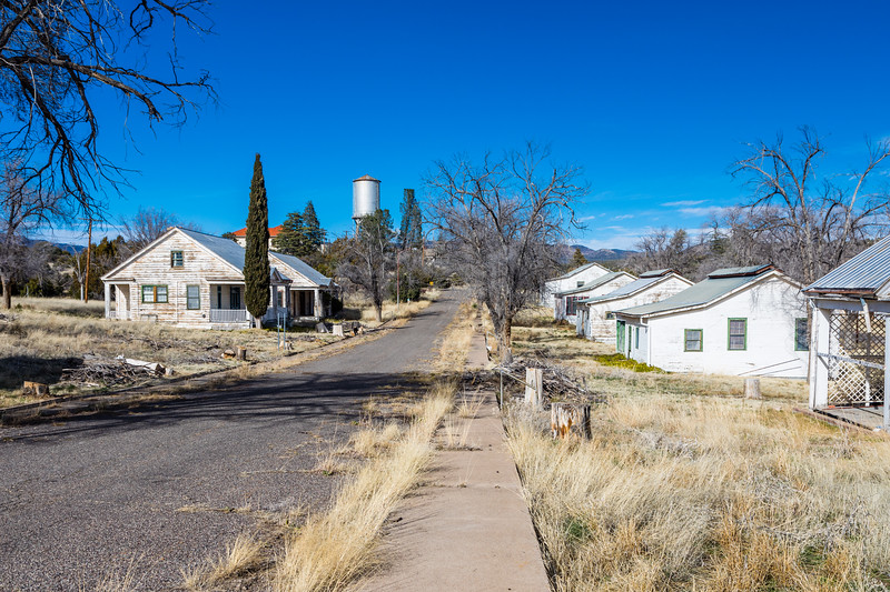 NM-Fort Bayard Historic District