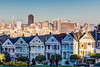 CA-SAN FRANCISCO-PAINTED LADIES