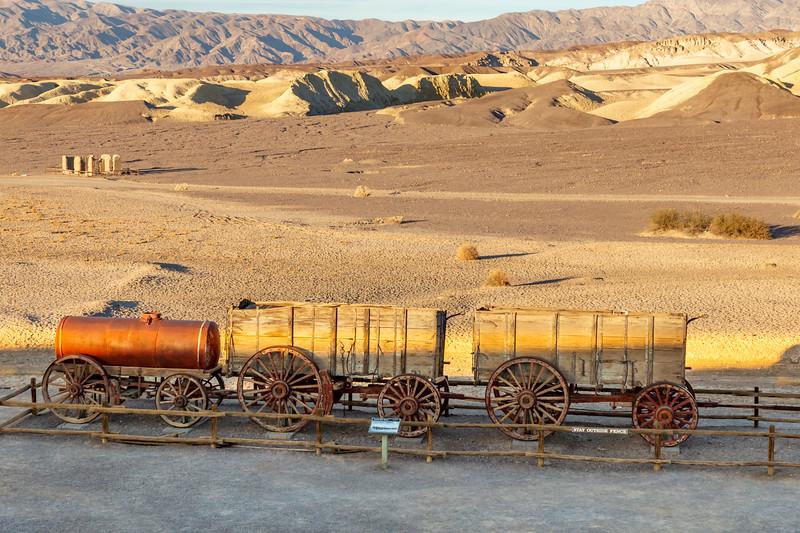California-Death Valley National Park-Harmony Borax Works