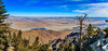 CA-Coachella Valley and Palm Springs view