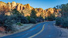 ARIZONA-Sedona-Red Rock Crossing Road