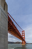 CA-Golden Gate Bridge from Fort Point