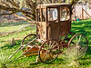 ARIZONA-Sedona-old buggy