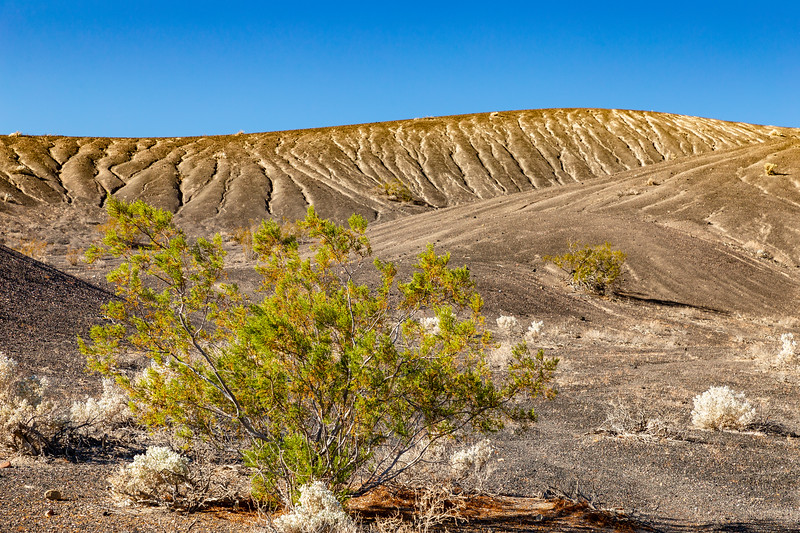 California-Death Valley National Park-Ubehebe Crater Road