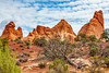 UT-ARCHES NATIONAL PARK-DEVILS GARDEN