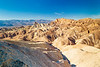 California-Death Valley National Park-Zabriskie Point
