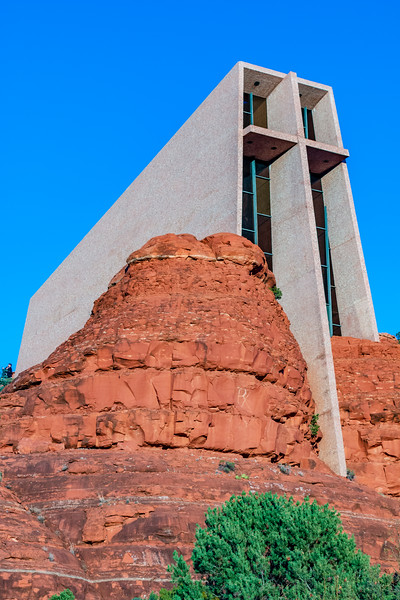 ARIZONA-Sedona-Chapel of the Holy Cross