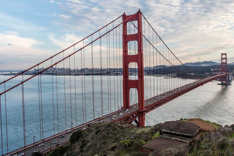 CA-GOLDEN GATE BRIDGE