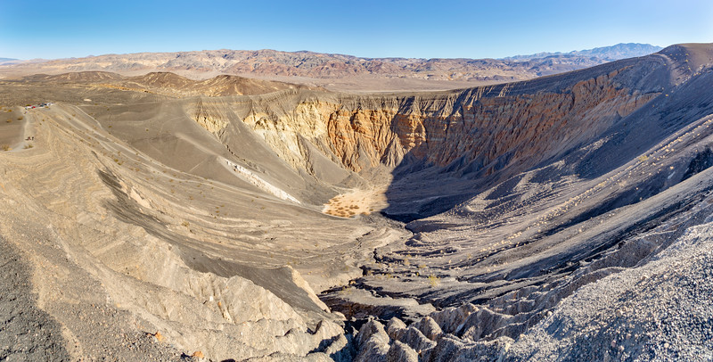 California-Death Valley National Park-Ubehebe Crater