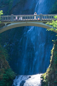 OR-MULTNOMAH FALLS