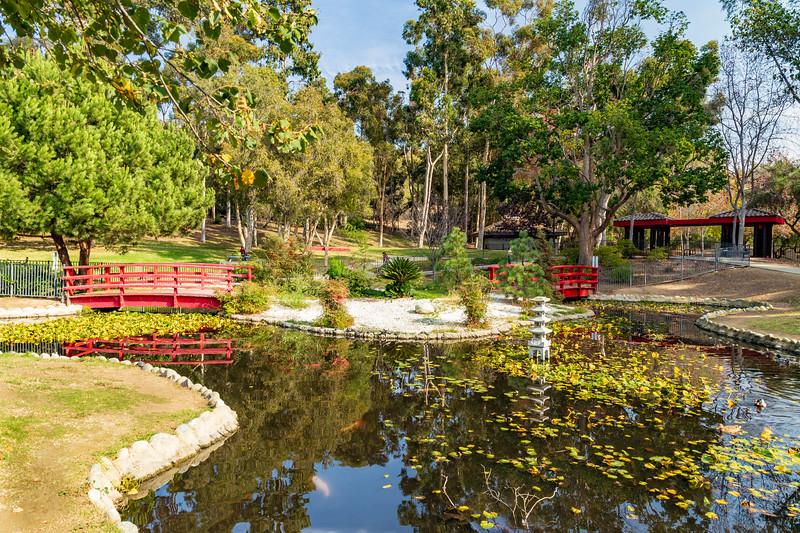 California-Los Angeles-Doris Japanese Garden