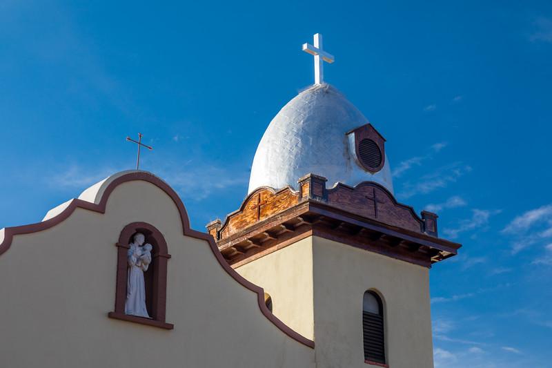 TX-EL PASO-Ysleta Mission