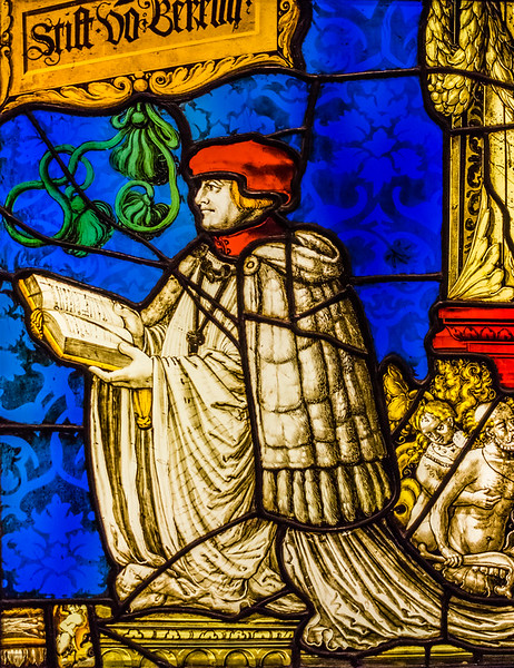 CA-LOS ANGELES--GETTY MUSEUM-STAINED GLASS-IMAGE NOT FOR SALE