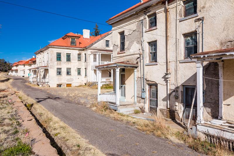 NM-Fort Bayard Historic District