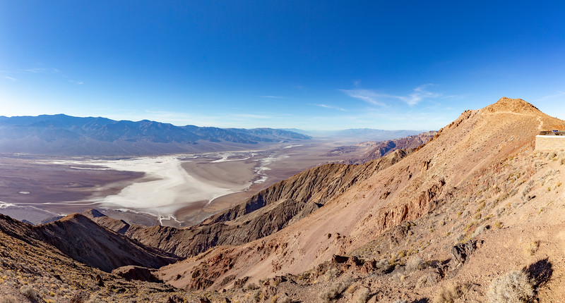 California-Death Valley National Park-Dante's View