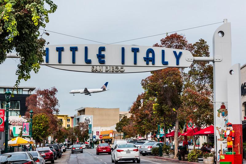 CA-SAN DIEGO-LITTLE ITALY
