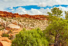 Utah-Arches National Park-Fiery Furnace