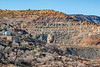 ARIZONA-Jerome-Copper mine