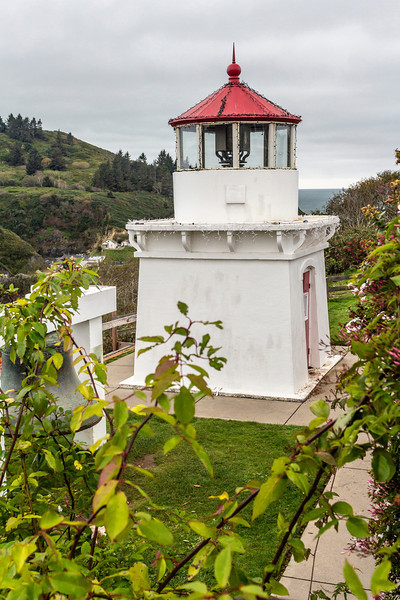 CA-TRINIDAD-TRINIDAD HEAD MEMORIAL LIGHTHOUSE
