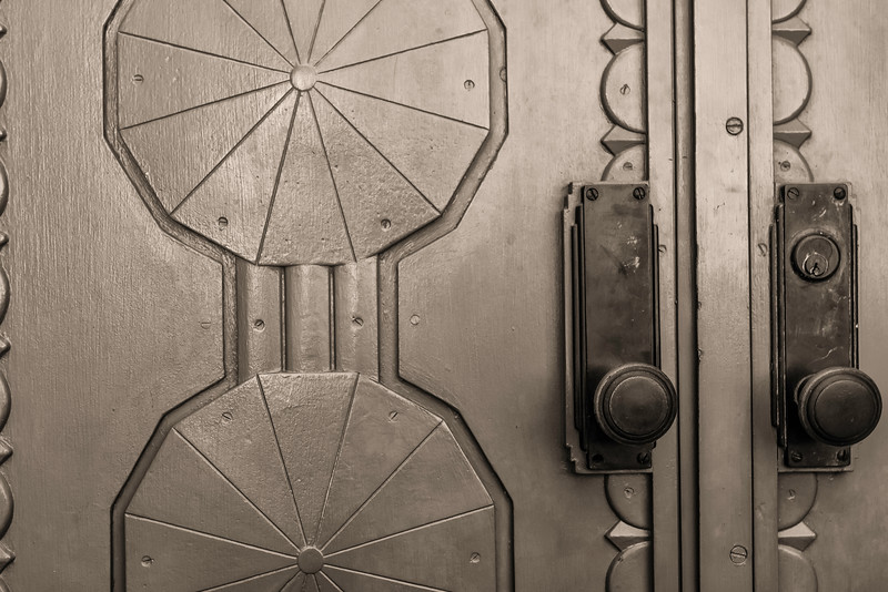 CA-LOS ANGELES-Griffith Observatory-Doors