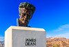 CA-LOS ANGELES-JAMES DEAN STATUE