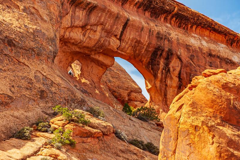 Utah-Arches National Park-Devils Garden