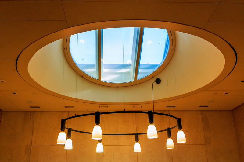 CA-LOS ANGELES-Griffith Observatory-Skylight