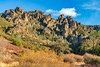 South side of Pinnacles National Park
